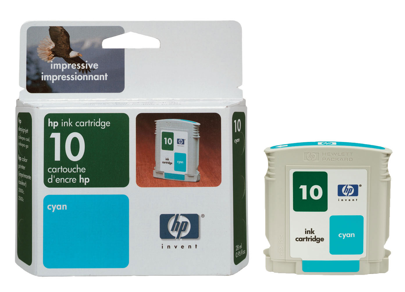 HP C4841A / #10  printer cartridge