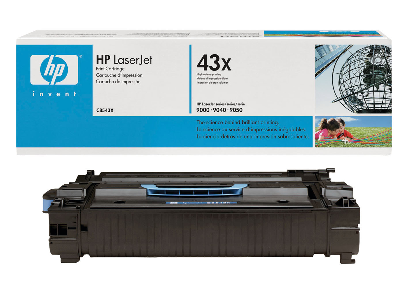 HP C8543X printer cartridge