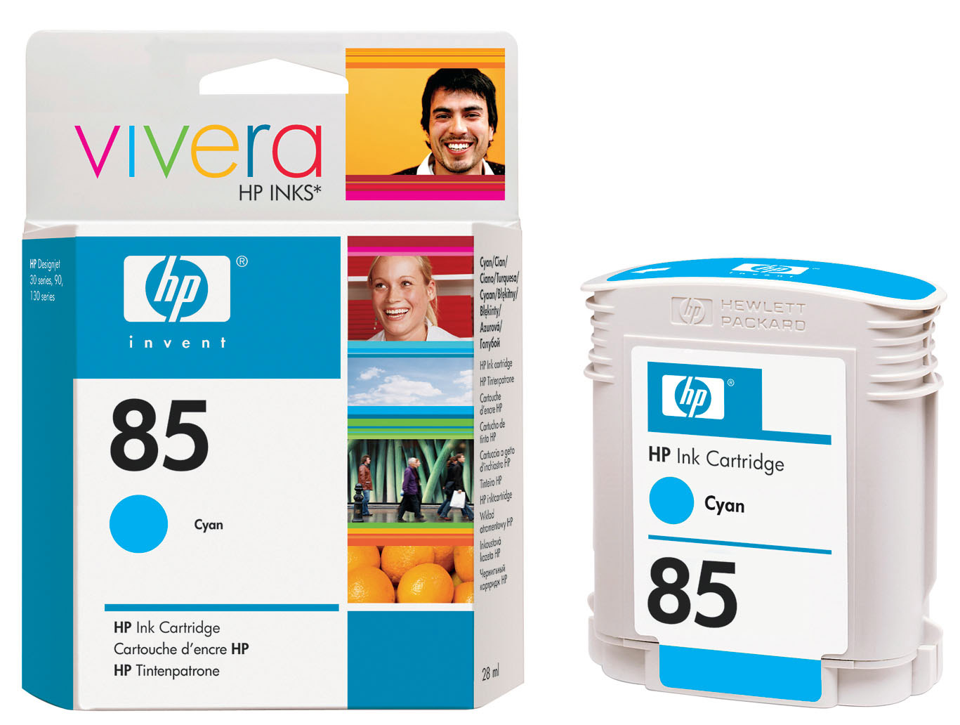 HP C9425A HP#85 printer cartridge